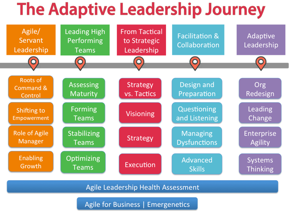 organizational leadership the journey Case studies in organizational behavior and theory for  a clinic's journey to innovation chapter 6  borkowski teaches leadership, organizational.